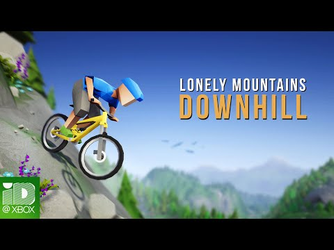 Lonely Mountains: Downhill - Release Date Announce