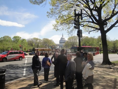 Tour of the U.S. Capitol  Visitor Center