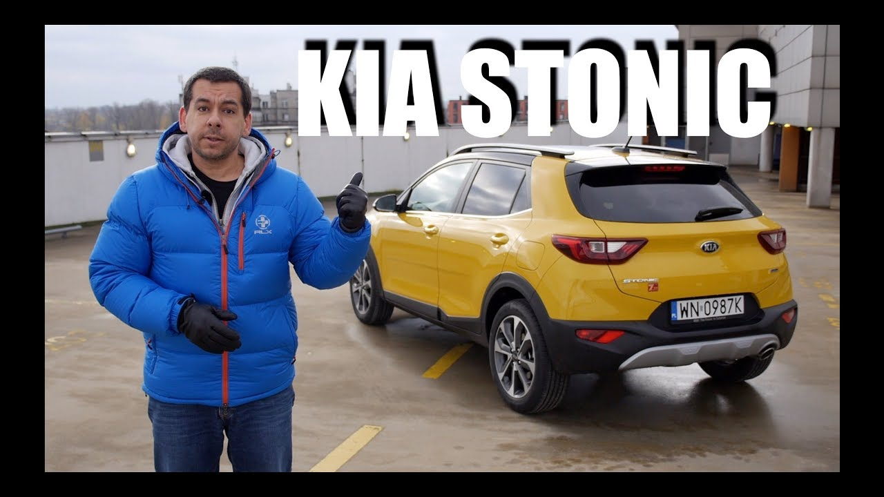 KIA Stonic (ENG) – Test Drive and Review