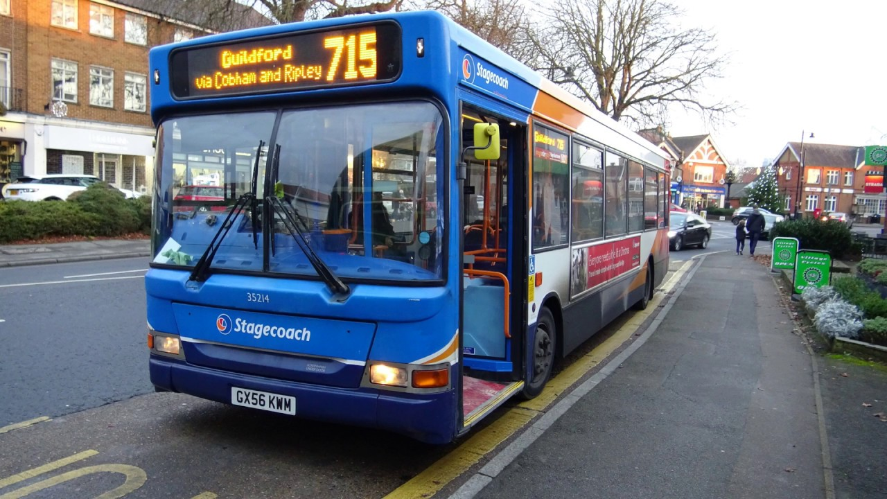 Journey On The 715 35214 Gx56 Kwm Transbus Pointer