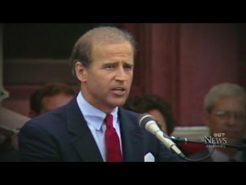 A look back at Joe Biden's path to U.S. president