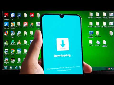 Samsung Galaxy A50s Reboot to Bootloader