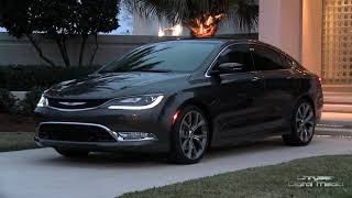 2015 Chrysler 200 Design Feature | AutoMotoTV