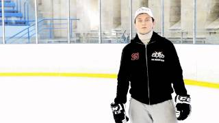 клуб любителей хоккея SB&S.Hockeystick:равновесие спиной вперёд