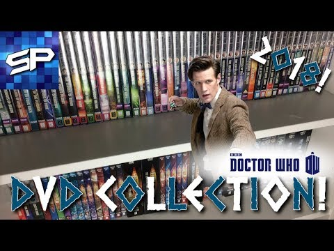 Doctor Who: DVD Collection 2018!