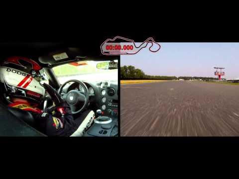 New Jersey Motorsports Park ACR Lap Record Break