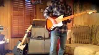 Fun Fun Fun on Squier VM Jazzmaster & Mustang IV amp