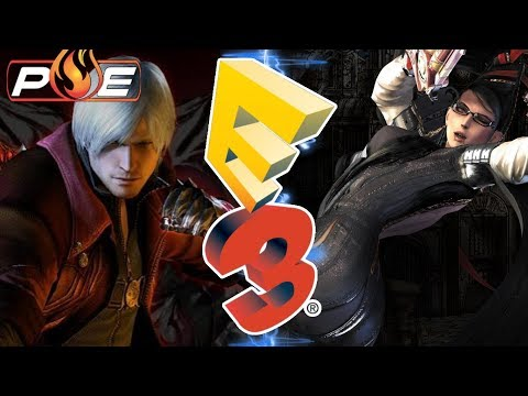 Devil May Cry 5 VS. Bayonetta 3 At E3 2018?