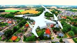 Flug über Essen Oldenburg DJI Phantom3   Mischka Ru