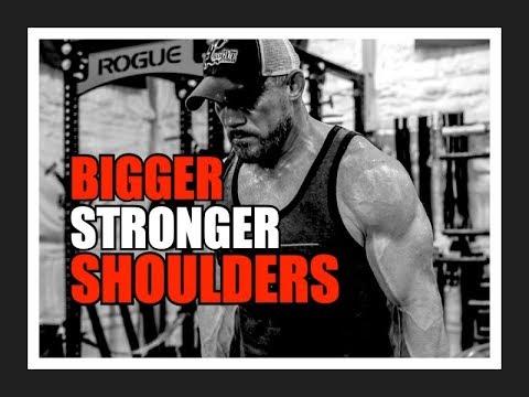 Favorite OVERHEAD PRESS Variations for BIGGER, STRONGER Shoulders!