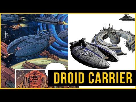 Repeat Star Wars Trade Federation MTT (Multi Troop Transport