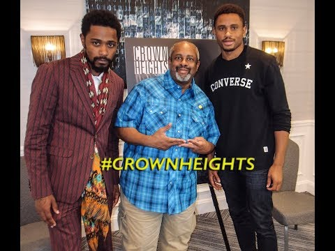 Lakeith Stanfield and Nnamdi Asomugha interview with Phillip Siddiq for the film,