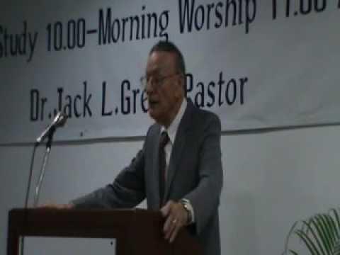 Leadership of the Holy Spirit Dr Jack Green Jan 8 2017