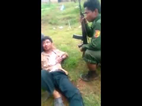 Tatmadaw, Burma Army-LID 88 committing war crimes in Shan & Kachin