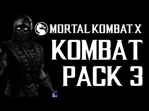 Выйдет ли Kombat Pack 3? И Mortal Kombat X на PC