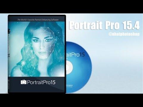 Hướng Dẫn Cài Đặt Portrait Pro 15.4 - Nhatphotoshop