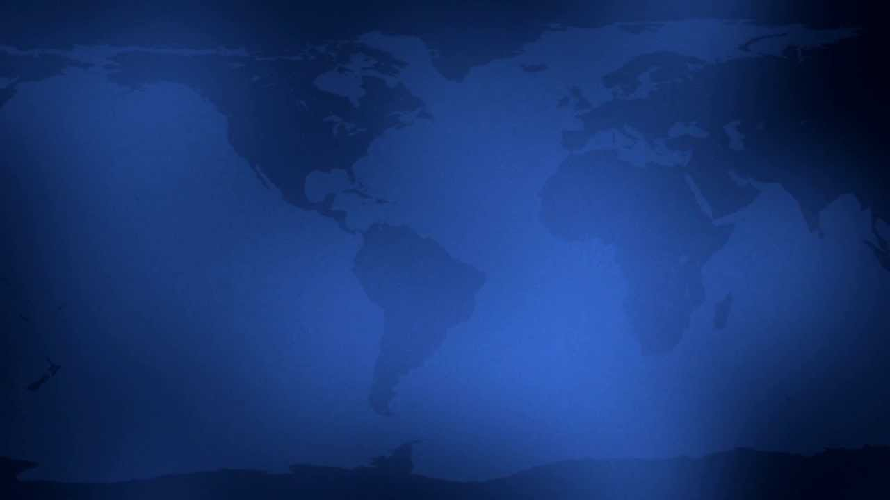 Blue world map hd motion graphics background loop youtube gumiabroncs Image collections