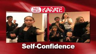Mile High Karate Karate Kid promotional video - 30 second