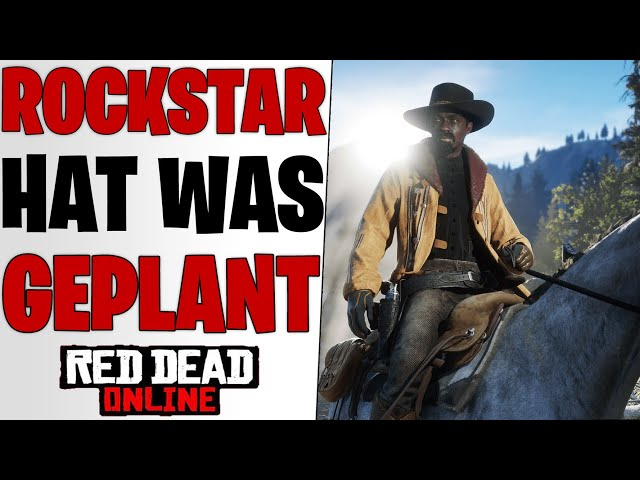 ROCKSTAR HAT WAS GEPLANT - Playstation 5 Event & Neues PC Update | Red Dead Redemption 2 Online