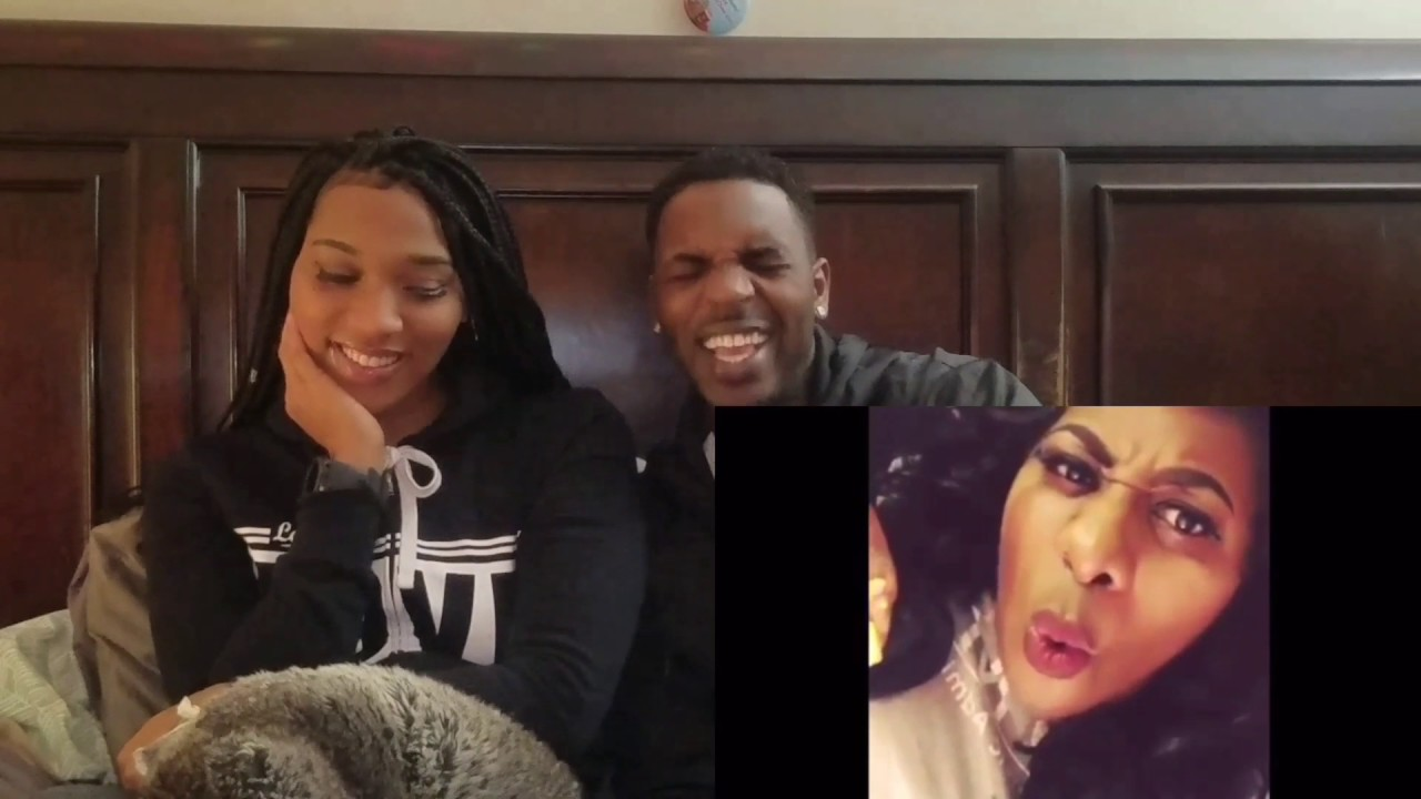Supa Fat Sex Story  Couples Reaction - Youtube-9369
