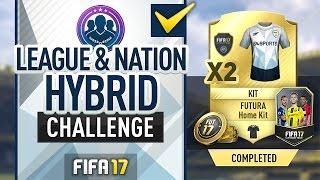 LEAGUE & NATION HYBRID SBC METHOD! (CHEAP) - #FIFA17 Ultimate Team
