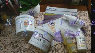 Aravia professional крем для замедления роста волос с папаином отзывы