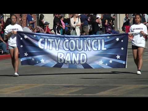 2017 Children's Day Parade - AHS Band & Color Guard 2017