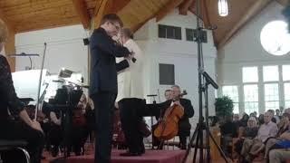 Samuele Parrini plays Mendelssohn thumbnail