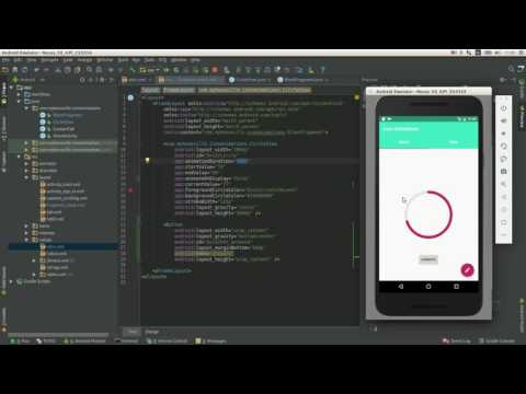 Android Animating Custom View pt 1