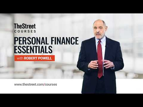 TheStreet Courses: Personal Finance Essentials
