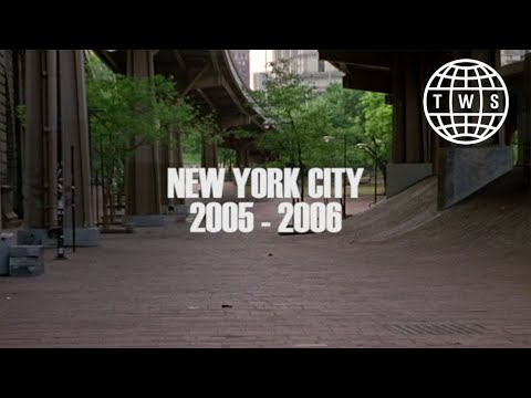 Marino's Episodes Episode 2, NYC Skateboarding 2005-2006