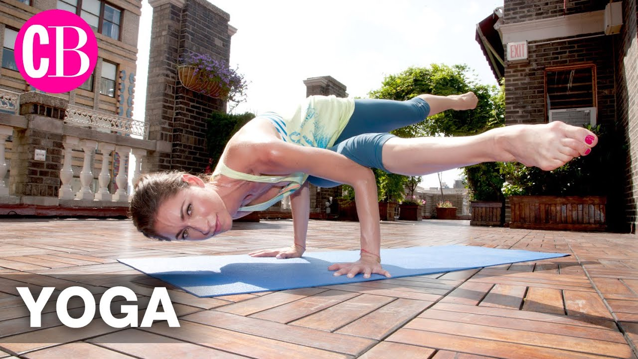 5 Must-Try Yoga Poses