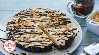 My Ice Cream Pie Is Your Perfect Peanut Butter & Chocolate Summer Treat