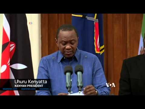 Kenya Launches Police Recruitment Drive After Terror Attacks