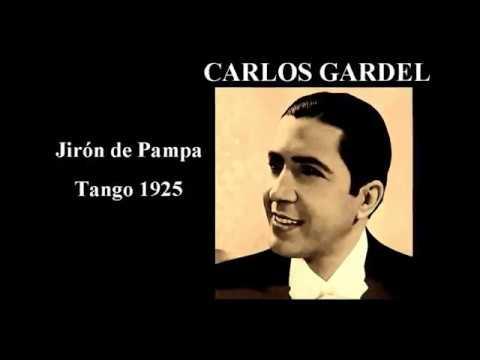 Carlos  Gardel - Jirón De Pampa - Tango 1925