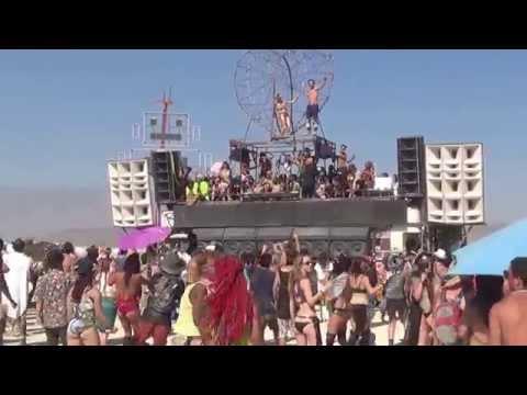 Jamie Jones - Robot Heart - Burning Man 2014