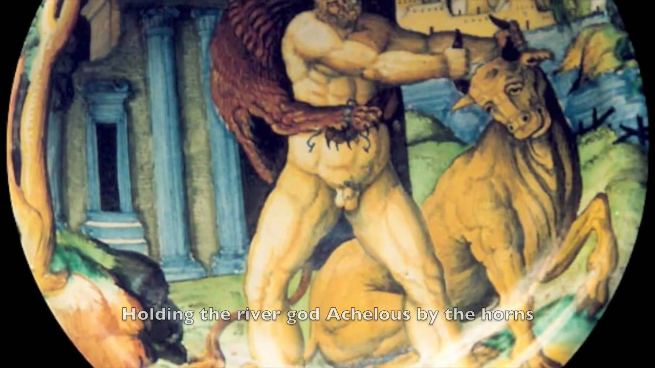 Heracles 1 Greek Mythology Link