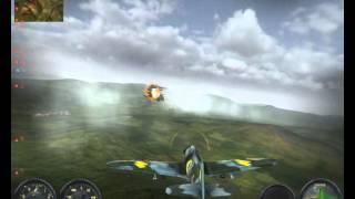 Zagrajmy w Combat Wings: Bitwa o Anglię #5 - Misja 12,13,14 i 15