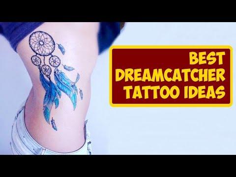 Best Dreamcatcher Tattoo Ideas