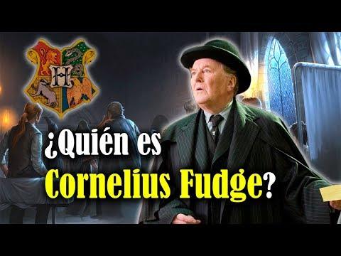¿Quién es Cornelius Fudge? (En memoria de Robert Hardy)