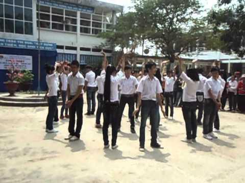 Múa Dân Vũ-Chicken Dance-10A2 PDP