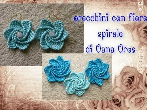 Orecchini Spirale Alluncinetto Youtube