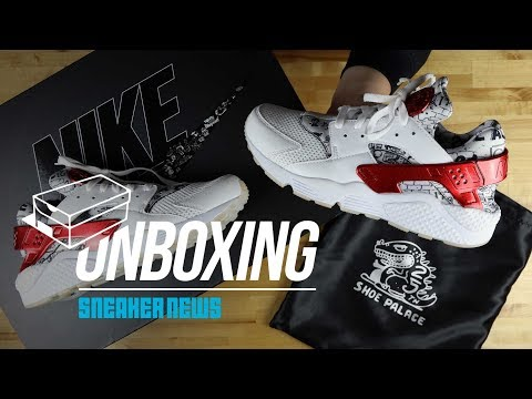 cd1e35a8cfe Shoe Palace Nike Air Huarache Release Date   SneakerNews.com