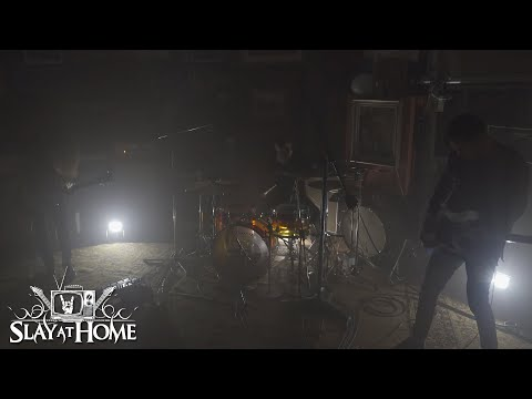 BARRENS Full Performance at Slay At Home | Metal Injection