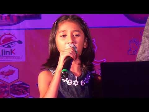 Chhup Gaye Sare Najare    Live Stage Show Baby Aastha Chandravanshi