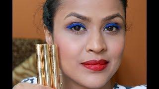 Lakmé Absolute Luxe Matte Lip Color Review Swatches