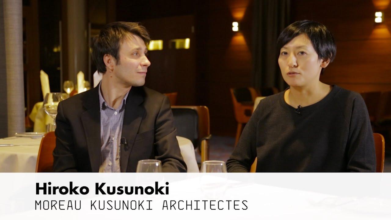 Moreau kusunoki architectes youtube for Moreau kusunoki