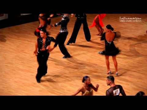 WDSF WORLD BRNO OPEN 2015 ( ADULTS latin )