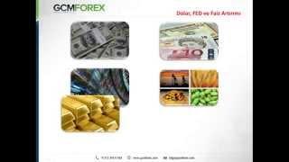 Dolar, FED ve Faiz Artırımı / Sermet Doğan / 16.09.2015