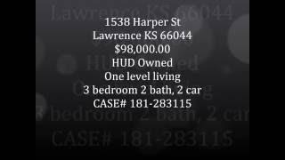 1538 Harper Street Lawrence KS 66044